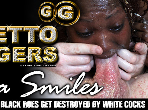 Ghetto Gaggers Destroys Victoria Smiles